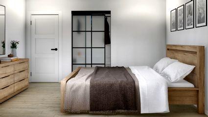 guest bed rendering