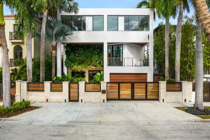 exterior driveway