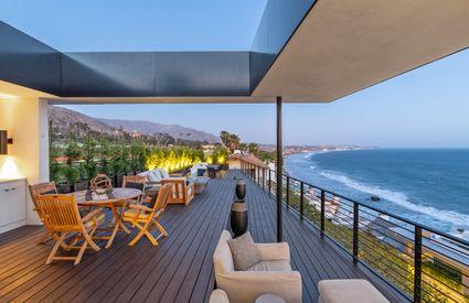 deck ocean view